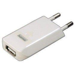Универсальное зарядное устройство (Hama Picco H-106647) (белый)