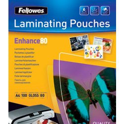 ������ ��� ������������� Fellowes A4 (100 ��) (FS-5306101)