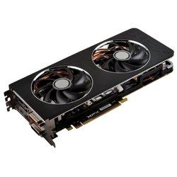XFX Radeon R9 270X 1000Mhz PCI-E 3.0 4096Mb 5600Mhz 256 bit 2xDVI HDMI HDCP Double Dissipation