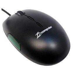 D-computer MO-038 Black USB