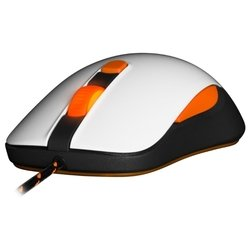 steelseries kana v2 mouse white usb