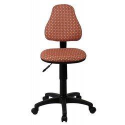 Кресло детское Бюрократ (KD-4/56-65) (оранжевый)