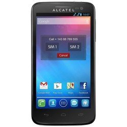 alcatel one touch x'pop 5035d (������) :::