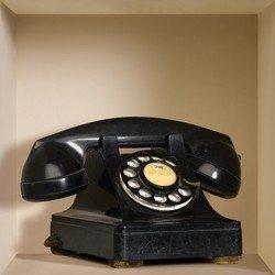 Наклейки 3D (NISHA-496) (телефон, глобус, бюст, 3шт)