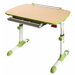 Стол детский Бюрократ Conductor-06/Beech&G бук зеленый