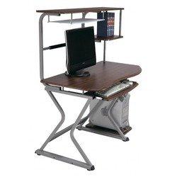 Стол компьютерный DL-083/Cherry цвет вишня МДФ