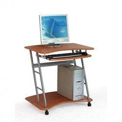 Стол для компьютера Бюрократ DL-E02/Cherry вишня