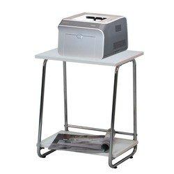 Стол для компьютера Бюрократ DL-HG004/White белый