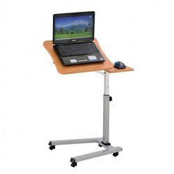 Стол для ноутбука (Бюрократ LT-001/Beech) (бук)