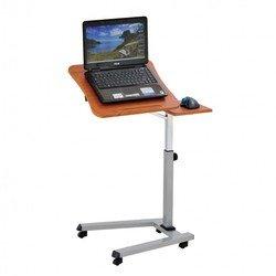 Стол для ноутбука (Бюрократ LT-001/Cherry) (вишня)