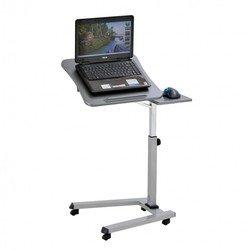 Стол для ноутбука (Бюрократ LT-001/Gray) (серый)