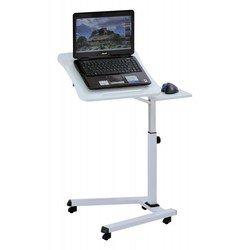 Стол для ноутбука (Бюрократ LT-001/White) (белый)