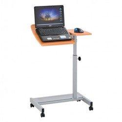 Стол для ноутбука (Бюрократ LT-002/Beech) (бук)