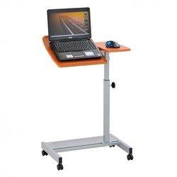 Стол для ноутбука (Бюрократ LT-002/Cherry) (вишня)