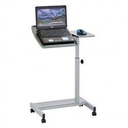 Стол для ноутбука (Бюрократ LT-002/Gray) (серый)