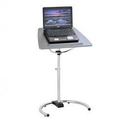 Стол для ноутбука Бюрократ LT-003/GRAY (серый)