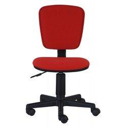 Кресло Бюрократ CH-204NX/26-22 (красный)