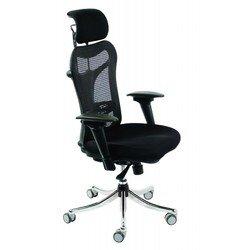 Кресло руководителя Бюрократ CH-999ASX (черный)