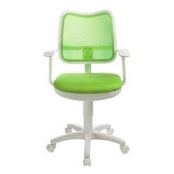 Кресло Бюрократ CH-W797/SD/TW-18 (салатовый, пластик белый)