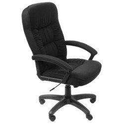 Кресло руководителя Бюрократ T-9908AXSN/80-11 (черный)