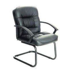 Кресло Бюрократ T-9908AXSN-LOW-V (черный, искусственная кожа)