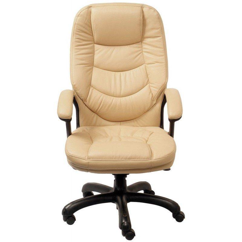 Кресло руководителя натуральная кожа
