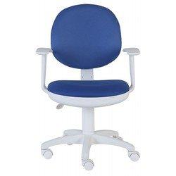 Кресло Бюрократ CH-W356AXSN/15-10 (темно-синий, пластик белый)