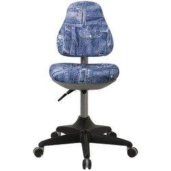 Кресло детское Бюрократ KD-2/G/50-31 (джинса)