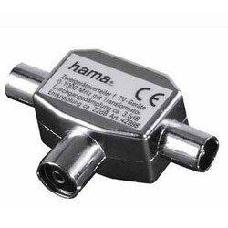 Антенный разветвитель (КРАБ) 1 (f) - 2 (m) (Hama H-42998)