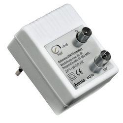 Усилитель антенный Hama H-44270 20дБ регулируемый белый