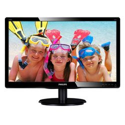 philips 200v4lsb (10/62) (черный)