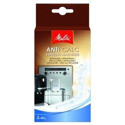 Очиститель от накипи Melitta для автоматических кофемашин, 2 х 40 гр.