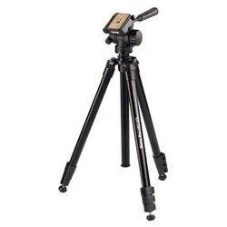 Штатив Hama H-4405 Delta Pro 180 3D головка съемн.площад. 59.5-180см до 5кг