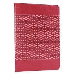 """Универсальный чехол-книжка для планшетов 7-8"""" (Miracase Space ultra-thin MS-8007) (красный)"""