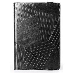 """Универсальный чехол-книжка для планшетов 7-8"""" (Miracase Veins I MS-100-8"""") (черный)"""