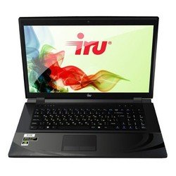 "ноутбук iru patriot 702 pentium dual core b950/3gb/500gb/dvdrw/gt540м 1gb/17.3\\""/1366x768/ubuntu linux/black/bt2.0/6c/wifi/cam"