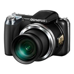 "photocamera olympus sp-810 uz black 14mpix zoom36x 3\\"" 14mb sd li-ion"