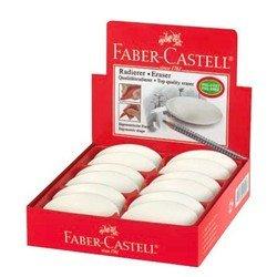 Ластик Faber-Castell Космо 182340 белый