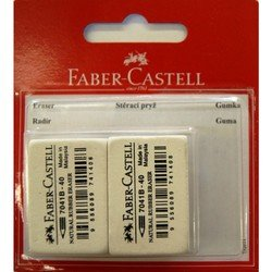 Ластик Faber-Castell 7040 263223 2шт