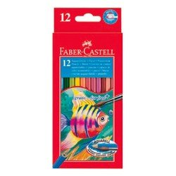 ��������� ����������� Faber-Castell Colour Pencils 114413 � ��������� � ��������� ������� 12 ������