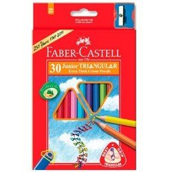 ��������� ������� Faber-Castell Junior Grip 116530 � �������� � ��������� ������� 30 ������