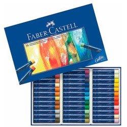 Пастель масляная Faber-Castell Studio Quality 127036 в картонной коробке 36 цветов