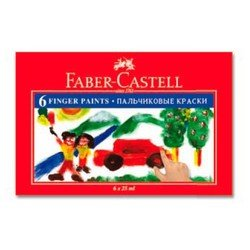 ������ ����������� Faber-Castell 160402 ����� 25�� 6 ������ � ��������� �������