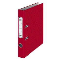 Папка-регистратор Durable 3320-31 (мрамор, бордо)