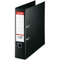 Папка-регистратор Esselte Standart (черная)