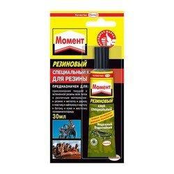 Клей Henkel Момент Резиновый 30 мл