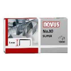 Скобы Novus 040-0003 №10 1000шт в упаковке (040-0191)