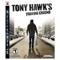 игра для ps3 tony hawk&#39s proving ground