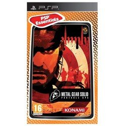 игра sony playstation metal gear solid portable ops (essentials) eng