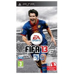 игра sony playstation portable fifa 13